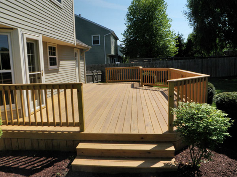 Deck And Patio Maintenance Do S And Don Ts Slamans Decks