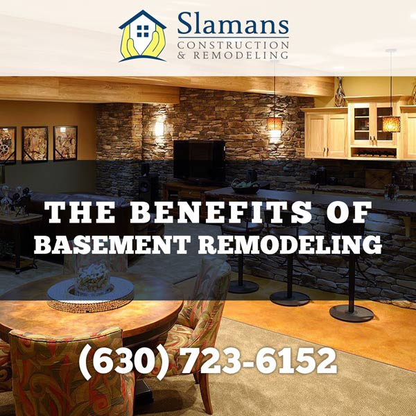 Benefits Of Basement Remodeling