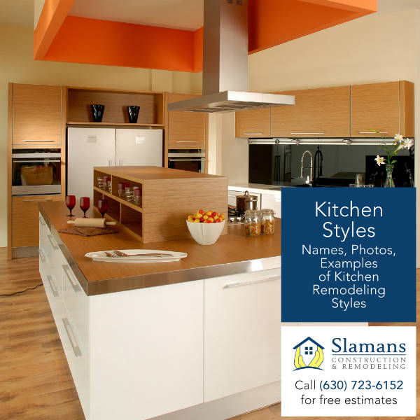 Kitchen Styles Remodelling